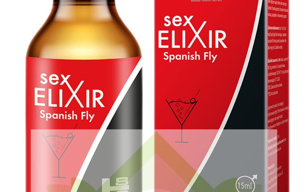 Sex Elixir – hiszpańska mucha
