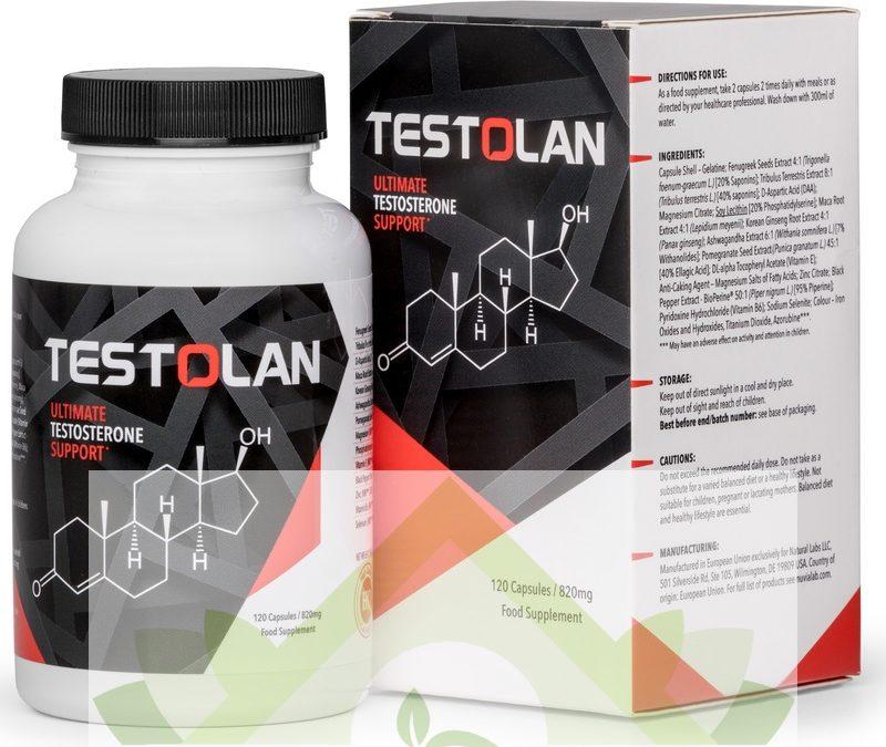 Testolan – tabletki na erekcję