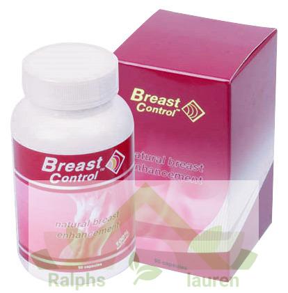 Breast Control – tabletki na powiększanie piersi