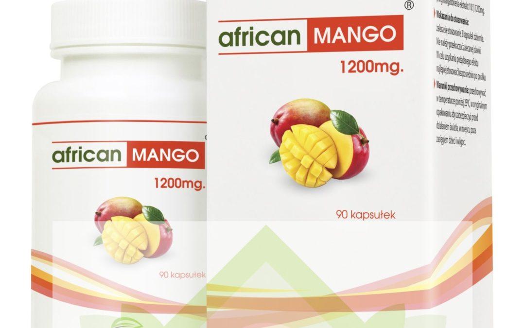 African Mango Vital Progres – tabletki na odchudzanie