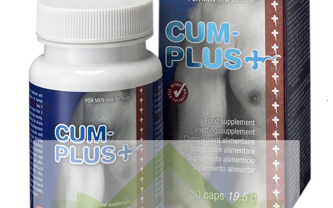 Cum Plus – tabletki zwiekszajace wytrysk