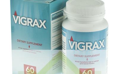 Vigrax – tabletki na erekcje